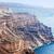 santorini · isola · Grecia · view · costruzione · natura - foto d'archivio © photocreo