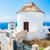 híres · város · Santorini · sziget · Görögország · szirt - stock fotó © photocreo