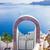 ver · cidade · santorini · Grécia · edifício · natureza - foto stock © photocreo
