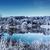 пруд · зима · Blue · Sky · сельской · сцене · пейзаж · воды - Сток-фото © photocreo