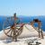 uçurum · volkanik · kayalar · santorini · adası · ada · Yunanistan - stok fotoğraf © photocreo