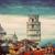 kule · Toskana · İtalya · ayrıntılar · kilise - stok fotoğraf © photocreo