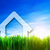 visión · proyecto · campo · edificio · inmobiliario - foto stock © photocreo