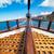 Санторини · Греция · острове · небе · синий - Сток-фото © photocreo