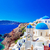 表示 · 町 · サントリーニ · ギリシャ · 建物 · 自然 - ストックフォト © photocreo