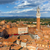 siena italy rooftop city panorama mangia tower italian torre del mangia stock photo © photocreo