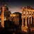 híres · romok · fórum · domb · Róma · Olaszország - stock fotó © photocreo