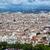 Marselha · França · panorama · edifício · parque · estátua - foto stock © photocreo