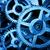 grunge gear cog wheels background industrial science clockwork technology stock photo © photocreo