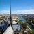 Paris panorama, France. Seine river stock photo © photocreo