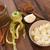 hámozott · alma · asztal · bioélelmiszer · fa · természet - stock fotó © photohome
