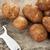 plastic and metal peeler with raw potatoes stock photo © photohome