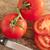 olgun · domates · bıçak · tablo · meyve - stok fotoğraf © photohome
