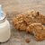 fél · tej · sütik · étel · szett · felfelé - stock fotó © photohome
