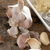 блюдо · свежие · чеснока · чаши · ткань - Сток-фото © photohome