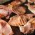 bacon · frigideira · tiras · carne · de · volta · porco - foto stock © photohome
