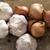 alho · fresco · branco · comida · bulbo - foto stock © photohome