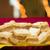 húngaro · torta · de · maçã · fatias · natal · bolo · sobremesa - foto stock © Photoline