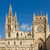 sarmental facade of burgos gothic cathedral spain stock photo © photooiasson