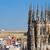 ゴシック · ドーム · 顔 · 大聖堂 · スペイン · 建物 - ストックフォト © photooiasson