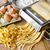 fresh pasta fettuccini homemade stock photo © photooiasson