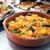スタイル · スペイン · 料理法 · ラ · 魚 · レストラン - ストックフォト © photooiasson