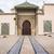 mausoleum · entree · kerkhof · woorden · deur · achtergrond - stockfoto © photooiasson