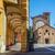 katholiek · kerk · Italië · Rood · baksteen - stockfoto © photooiasson