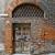 antiqu door in siena street siena italy stock photo © photooiasson
