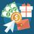 salaris · klikken · internet · reclame · model - stockfoto © photoroyalty