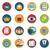 бизнеса · служба · маркетинга · иконки · веб-дизайна · объекты - Сток-фото © photoroyalty