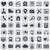 háló · telefon · egyetemes · skicc · ikonok · ikon · szett - stock fotó © photoroyalty