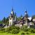 замок · Румыния · антикварная · статуя · подробность · саду - Сток-фото © photosebia