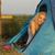 kempingezés · sátor · reggel · napfény · tájkép · felső - stock fotó © photosebia