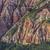 рельеф · пород · Черногория · текстуры · природы · пластина - Сток-фото © photosebia