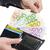 lop · hitelkártya · ki · pénztárca · izolált · fehér - stock fotó © photosebia