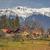 romanian rural landscape stock photo © photosebia