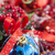 frutti · di · bosco · Natale · abstract · rosso · gingillo · decorazioni - foto d'archivio © photosebia
