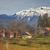 pacífico · ensolarado · montanha · paisagem · manhã - foto stock © photosebia