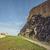 壁 · 中世 · 砦 · 1 · 考古学的な - ストックフォト © photosebia