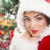 Charming Santa girl stock photo © photosebia
