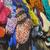 かぎ針編み · パターン · 色 · 繊維 - ストックフォト © photosebia