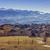 pitoresco · rural · panorama · alto - foto stock © photosebia