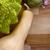 friss · brokkoli · fa · deszka · étel · asztal · eszik - stock fotó © photosil