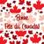счастливым · Канада · день · карт · элегантный - Сток-фото © piccola