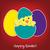baby · chick · uova · Pasqua · carta · vettore - foto d'archivio © piccola