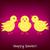 kellemes · húsvétot · kártya · vektor · formátum · húsvét · textúra - stock fotó © piccola