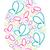 pillangó · húsvéti · tojás · vektor · formátum · húsvét · kéz - stock fotó © piccola