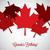 boldog · Kanada · nap · retro · kártya · vektor - stock fotó © piccola