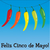 cinco de mayo chili pepper greeting card in vector format stock photo © piccola